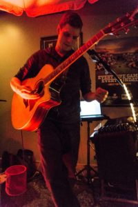 Ryan Melquist Qwister Balloon's Restaurant & Night Club Ellicottville NY Rustbelt Reggae