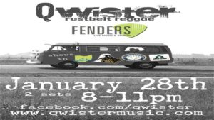 Fender's Live Music Spirits Westerville OH Ryan Melquist Qwister Rustbelt Reggae  Ohio