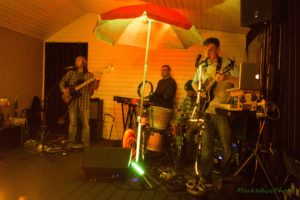 Old City Hall Oswego NY Ryan Melquist Qwister Rustbelt Reggae WNY Best Band Weddings