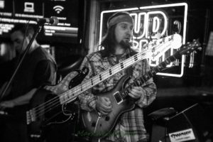 Nate Mahaffey Qwister Rustbelt Reggae Mulligan's Bar and Grille Avon OH